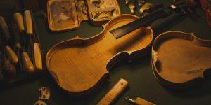 Atelier Lutherie - Réparation de violons